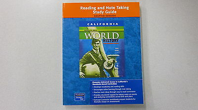 Prentice Hall World History Study Guide 2006