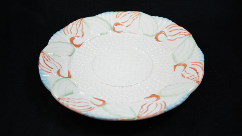 Sanibel by Shafford 1989 Plate with Seashell Shafford Shell Platter
