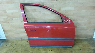 Classic Tür (Beifahrertür classic-rot Tür VR vorne rechts 197Tkm Volvo V70 II V70 02.1196.002)