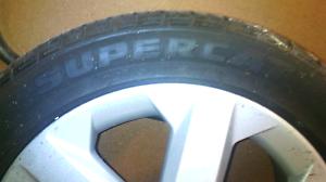 Tyres on Astra mags Mandurah Mandurah Area Preview