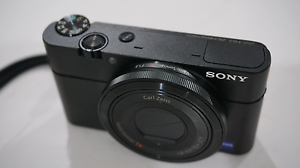 Sony RX100 - As new, no damage at all. West Ryde Ryde Area Preview