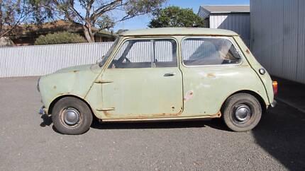 1964 Morris Mini Sedan Balaklava Wakefield Area Preview