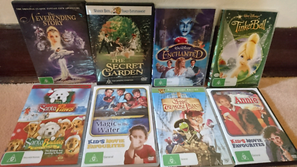 Kids DVDs used / good condition (pickup only)
