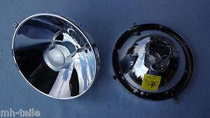 Magneti Marelli Scheinwerfer Reflektor Set  H4 passend für Porsche 911 / 930