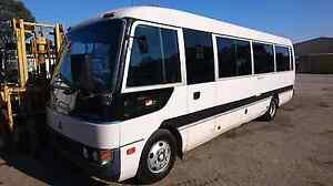 2002 Mitsubishi Rosa Bus LWB LR Fuel Tanks Bayswater Bayswater Area Preview