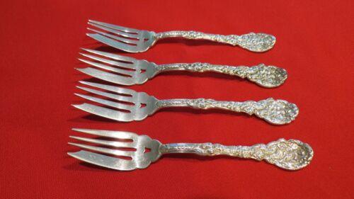 "Sterling Silver Gorham Versailles Salad or Pie Fork 6"""