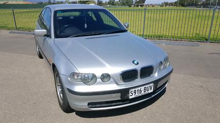 2002 BMW 316ti Auto