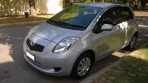 2007 Toyota Yaris Hatchback Nedlands Nedlands Area Preview