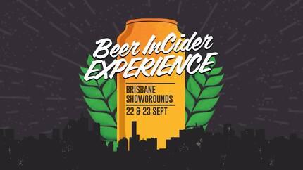 Beer Incider ticket