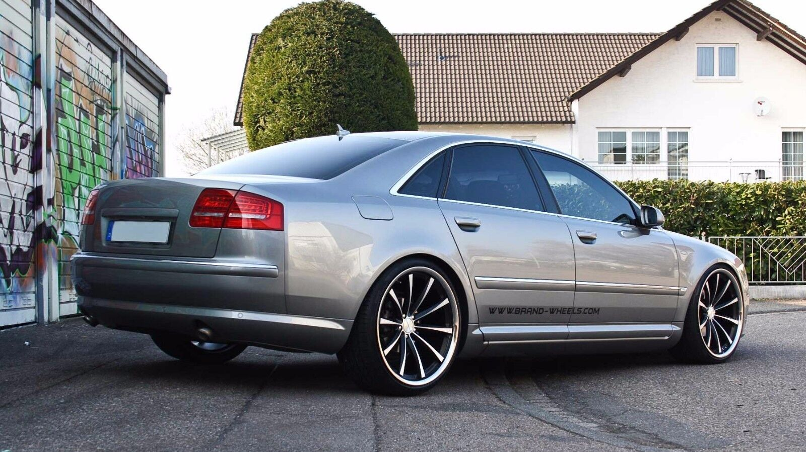 LINKS D3 LOWERING KIT AUDI A8 S8 LINKAGES