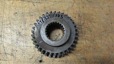 John Deere 1010 Ru Tractor Transmission Gear 35 32 Teeth 22 Spline