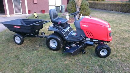 Parklander Murry ride on mower  Collinsvale Glenorchy Area Preview