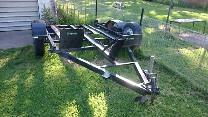 Motorcycle trailer swap North St Marys Penrith Area Preview