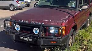 2000 Land Rover Discovery Wagon SII Parramatta Parramatta Area Preview
