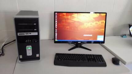 HP Compaq Presario SR1660AN Desktop Computer