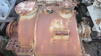 Westinghouse Steam Turbine 3100hp 26psi Inlet At 725f Exhausting To 2.5 Hg Abs