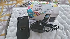 Alcatel cellular one touch A3928 black