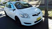 2009 Toyota Corolla hatchback auto low 84000km sport alloy 8500 Yagoona Bankstown Area Preview