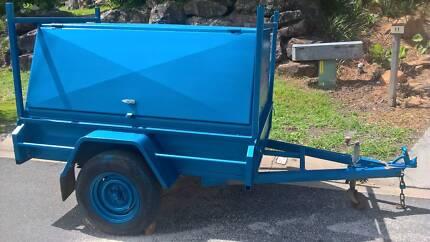 trailer - tradesman