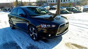2015 Mitsubishi Lancer Leather  / SUNROOF/ *****MONTHLY SPECIAL