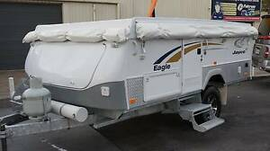 Jayco Eagle Outback Off-Road Camper Trailer 2009 Woodridge Logan Area Preview