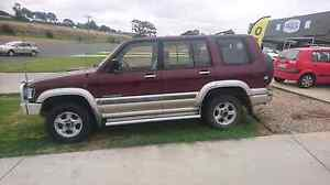 Holden Jackaroo 2002 South Geelong Geelong City Preview
