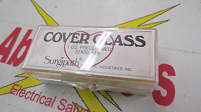 Surgipath Medical Industries Cover Glass 22 X 50 1-12