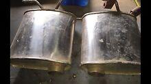 Stainless steel mufflers Kyneton Macedon Ranges Preview