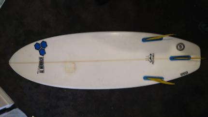 Surfboard AL MERRICK - FRED RUBBLE- 6'0