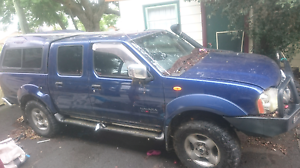 Nissan navara needs new motor Dungog Dungog Area Preview