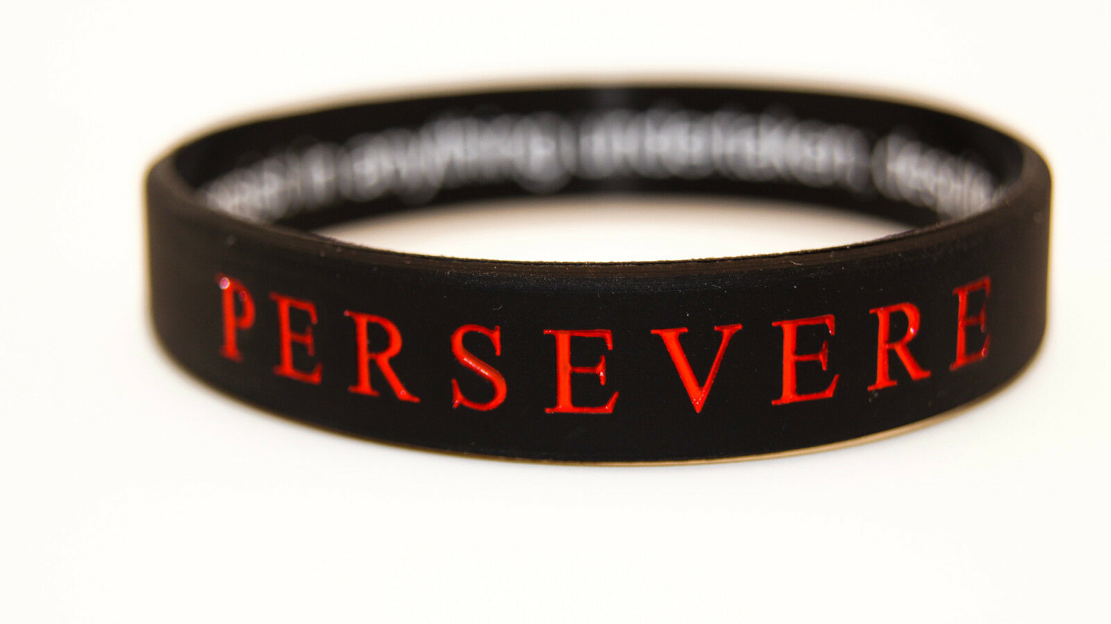 Arm Definition Debossed Motivational Inspirational Silicone