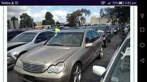 2003 Mercedes c200 for parts Campbellfield Hume Area Preview