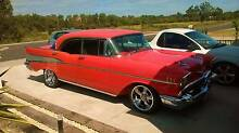 1957 Chevrolet Bel Air 4 door pillarless sports sedan aust built Capel Capel Area Preview