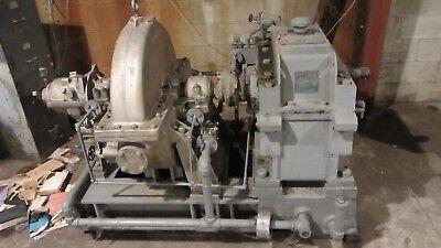 The Terry Steam Turbine Jp-5 Fuel Bkbscs Falk Agma Enclosed S Pec.pumpdrive