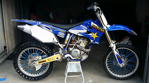 Yzf250 2004 Forcett Sorell Area Preview