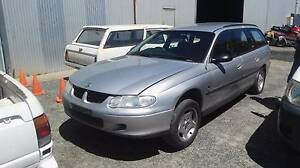 WRECKING VT ex police , and VX WAGON, many parts available Mount Barker Mount Barker Area Preview