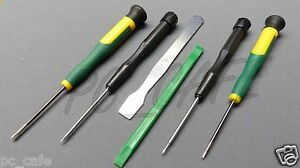 apple macbook pro retina macbook air teardown tool kit 6 pc screwdriver set ebay. Black Bedroom Furniture Sets. Home Design Ideas