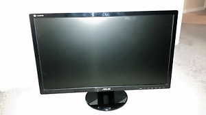"""Asus 27"""" LCD Monitor VE278Q Alexandra Hills Redland Area Preview"""