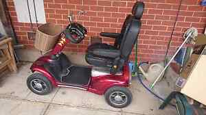 Shoprider deluxe mobility scooter/gopher Christies Beach Morphett Vale Area Preview