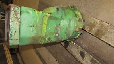 John Deere 1010 Ru Tractor Clutch Housing Center Frame