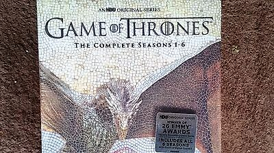 Game Of Thrones  Seasons 1 6  Dvd  2016  Season 1 2 3 4 5 6 Complete Set  New