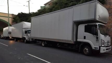 Removalists Truck Driver - Minimum MR(Optimove Removals ) Brisbane City Brisbane North West Preview