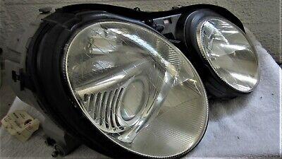 03-06 Mercedes-Benz W215 CL500 Scheinwerfer Rechts Beifahrer A 2158202261 OEM