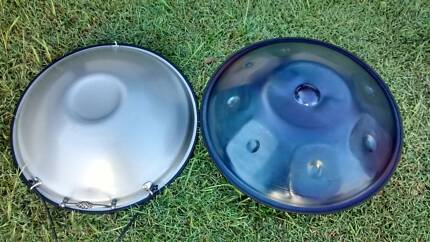 Handpan (hang drum)