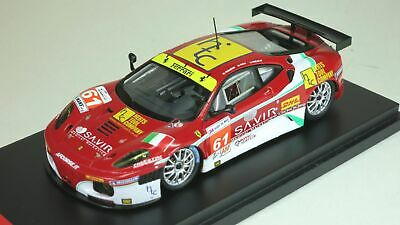 Fujimi 1/43 Ferrari F430 GTC #61 AF Corse 2011 Le Mans TSM11FJ025