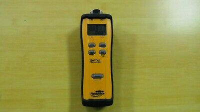 Fieldpiece Dual Port Manometer Sdmn5