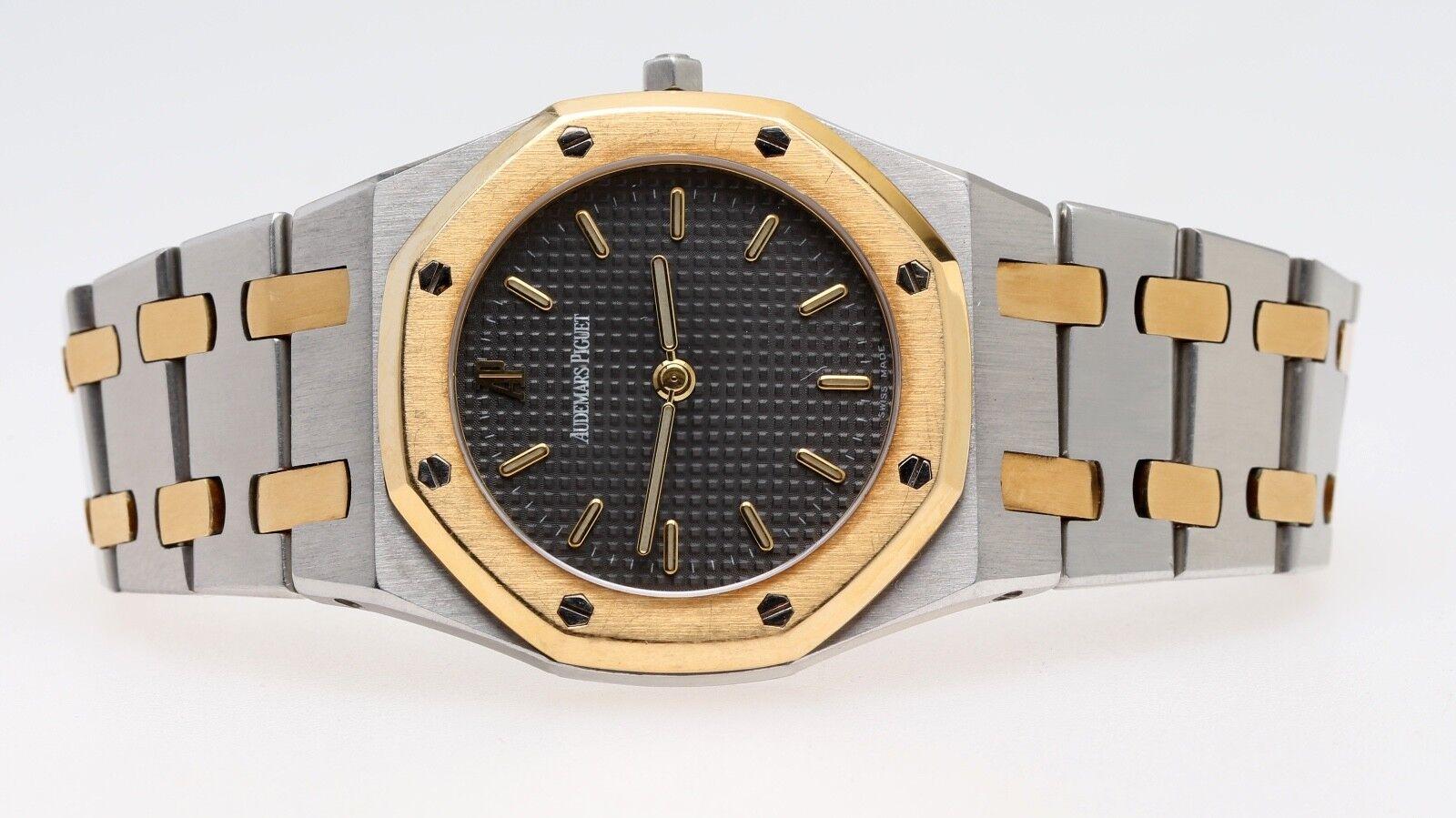 Audemars Piguet Royal Oak Gold & Stainless Steel Wristwatch - watch picture 1