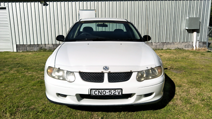 2002 Holden Commodore VU II Ute Clarence Town Dungog Area Preview