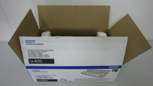 Genuine OEM Brother DR-820 Drum HL-L5000D HL-L5100DN HL-L5200DW NEW Open Box