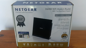 Netgear WIFI Modem Router D6200 Cowaramup Margaret River Area Preview